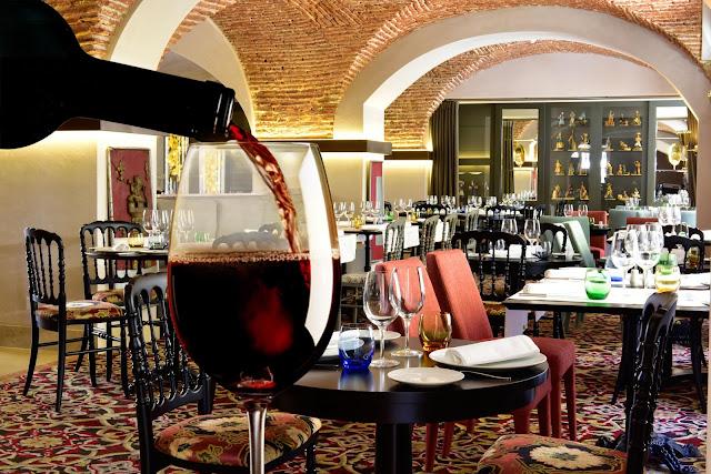 Divulgação: Restaurante Lisboeta dedica Semana aos Vinhos do Douro - reservarecomendada.blogspot.pt