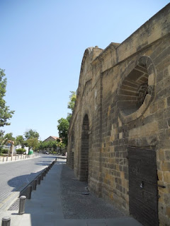 Things to do in Cyprus: check out the Venetian Walls on a Cyprus itinerary