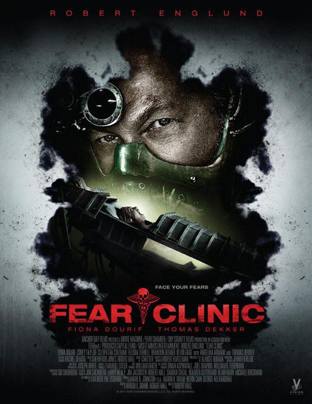 Fear Clinic เฟียร์ คลีนิก [HD][พากย์ไทย]