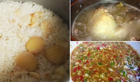 วิธีทำข้าวมันไก่สูตรโบราณ พร้อมน้ำจิ้มรสเด็ดอร่อยมาก เหมาะสำหรับทำทานที่บ้าน
