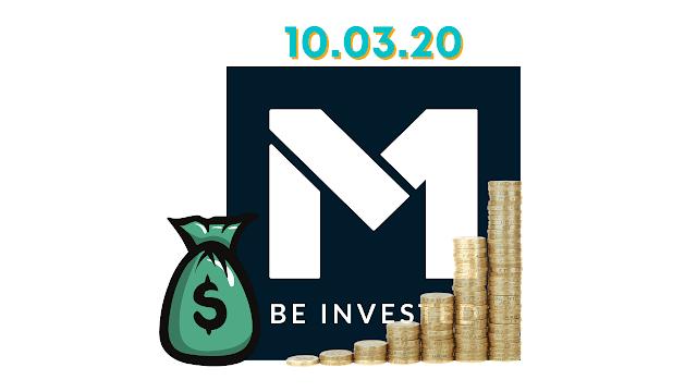 M1Finance Dividend Updates! 10.03.20