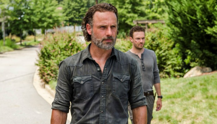 THE WALKING DEAD   Produtor fala sobre as diferenças entre Rick e Negan