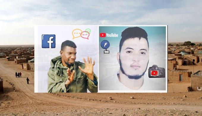 Humorista y Youtuber saharauis: la vida en los campamentos de refugiados también tiene su parte cómica.