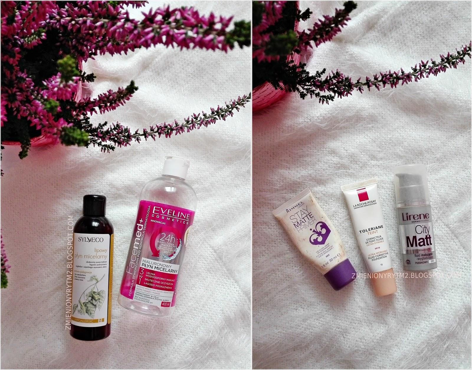 Wakacyjne denko cz. II | pielęgnacja twarzy i kolorówka