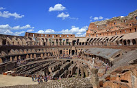 Colosseum Photo by Ben Lee on Unsplash