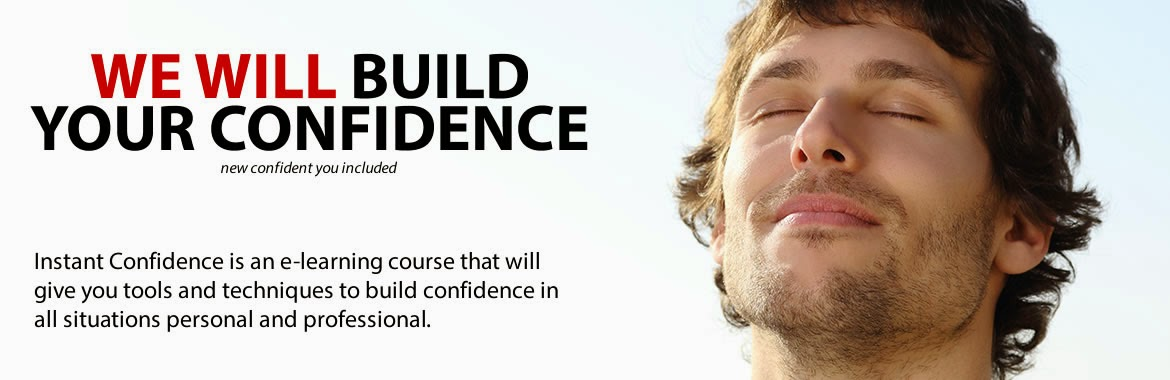 instant confidence online training