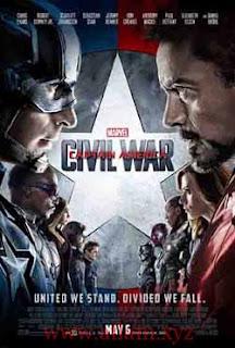 مشاهدة فيلم Captain America: Civil War 2016 مترجم