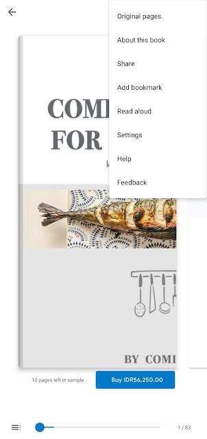 e-book resep makanan sehat cominica