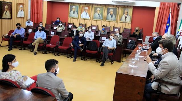Secti integra grupo de desenvolvimento de vacina pernambucana contra Covid-19 e arboviroses