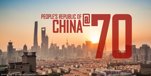 People's Republic of China at 70
