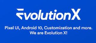Custom ROM Android Terbaik EvolutionX