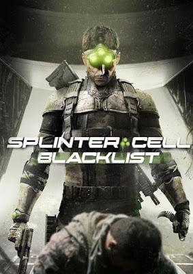 Capa do Tom Clancy's Splinter Cell: Blacklist
