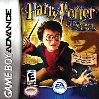 Harry Potter and the Chamber of Secrets ( BR ) [ GBA ]