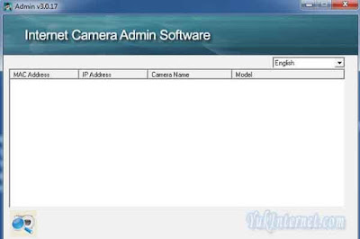 internet camera admin software