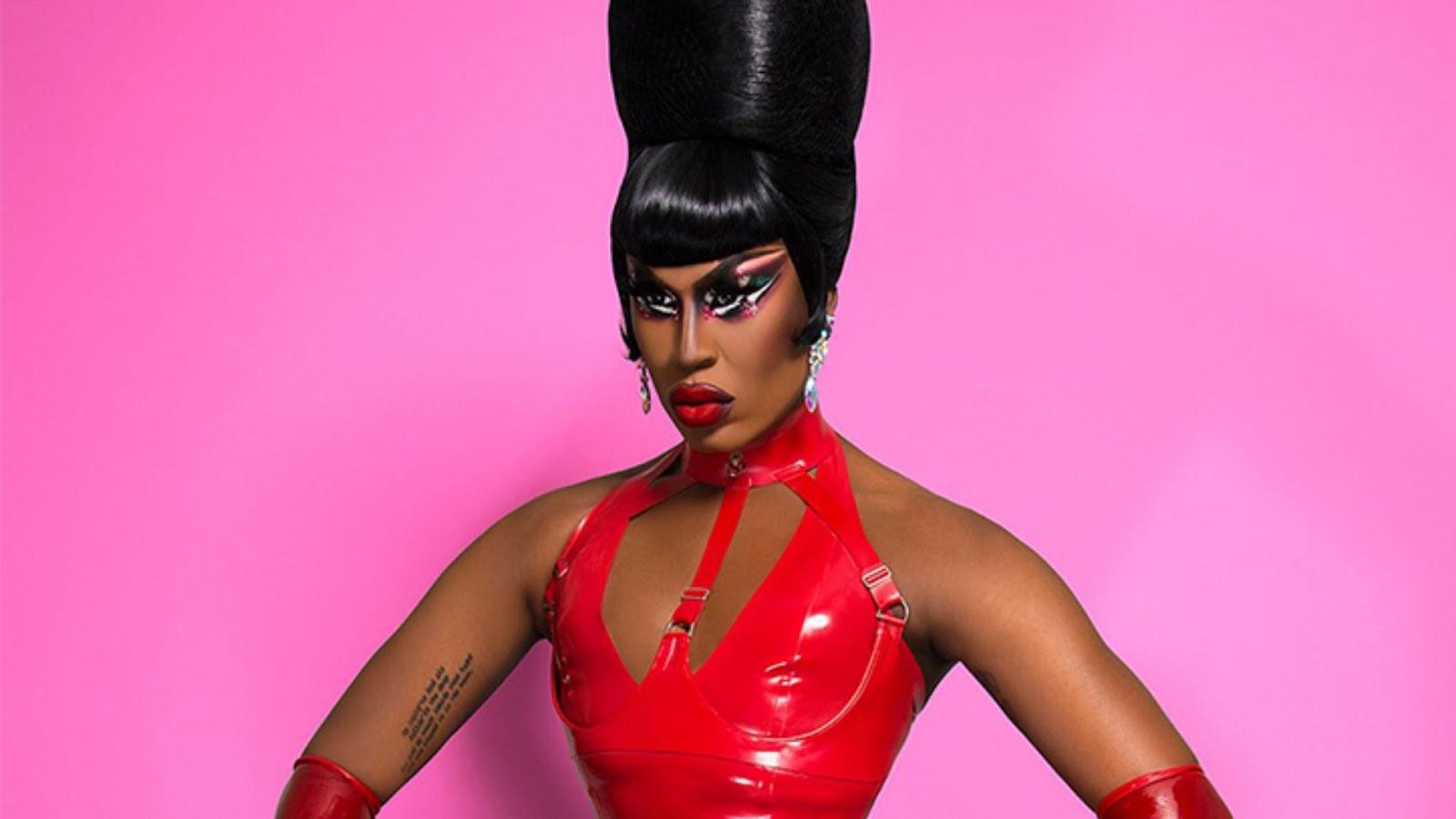 Shea Couleé (Season 9) - metroscene mag- RuPaul's Drag Race All Stars 5