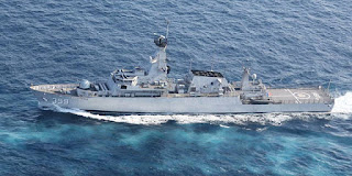 KRI Usman-Harun (359) - Indonesian Multi Role Light Fregate