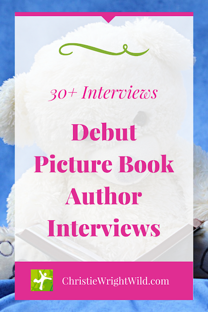 debut author interviews | picture book writers | children's author interviews | writing success stories