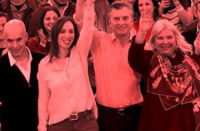 Aportantes truchos de Cambiemos: piden investigar triangulación donde el Estado porteño a cargo de Horacio Rodriguez Larreta, entregaba dinero a los funcionarios del Gobierno de la Ciudad Autónoma de Buenos Aires y ellos lo devolvían aportando ese dinero, el de los impuestos de los vecinos de la CABA, a la campaña de Elisa Carrió