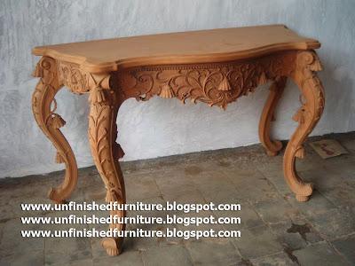 Unfinished Mahogany Furniture Classic Mahogany Furniture