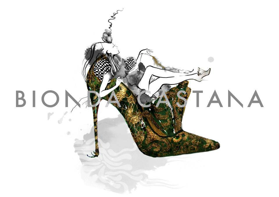 Bionda Castana shoes Autumn/Winter 2013 campaign by Sonia Hensler / fashioned by love british fashion blog
