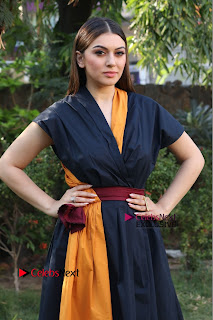 Actress Hansika Motwani Latest Pos at Bogan Movie Press Meet  0034.jpg
