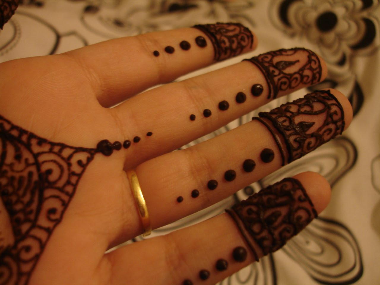 Eid Mehndi Styles For Girls Step By Step Guide To HinaMahndi Design