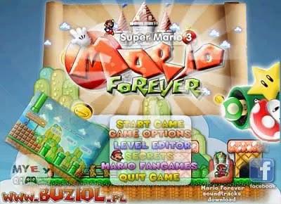 تحميل لعبة ماريو القديمة الاصلية للكمبيوتر و للأندرويد
