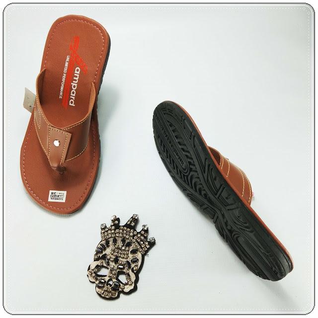 grosirsandalmurah.org - imitasi Kulit - Sandal Imitasi Pria ELF