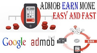 Make Money With Android Apps Using Admob