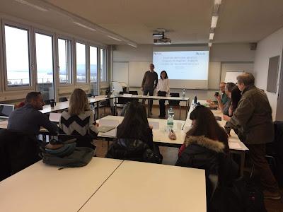 Journée doctorale pour les langues étrangères