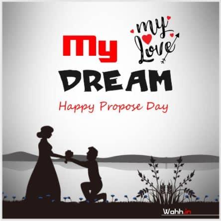 Propose Day Status Greetings