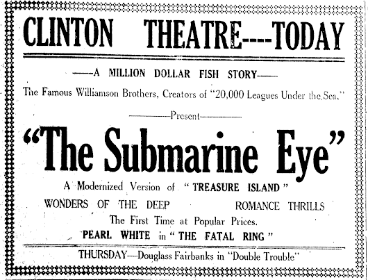 The Submarine Eye