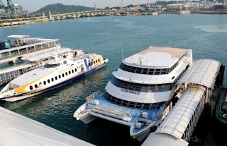 Singapore Cruise Center - MENGENAL PELABUHAN DI SINGAPURA