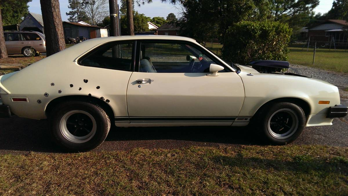 Daily Turismo Crowd Pleaser 1980 Ford Pinto Rallye
