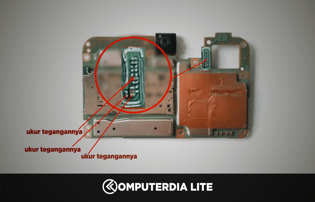 Mengatasi Kamera Lainnya Rusak dan Kamera Tidak Dapat Beralih Vivo Y91, Y91C, Y93 Y95