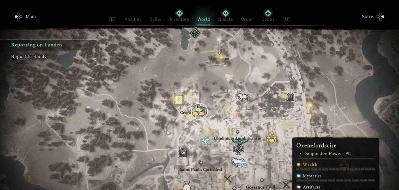 Ingot 40 Map 2