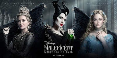 Maleficent Mistress Of Evil Movie Poster 2
