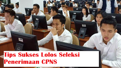 cara lulus seleksi administrasi cpns