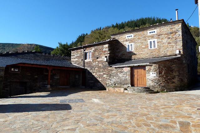 Pueblo de San Cristobal - Los Oscos