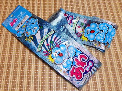 納豆にあわソーダ(ラムネ菓子)感覚