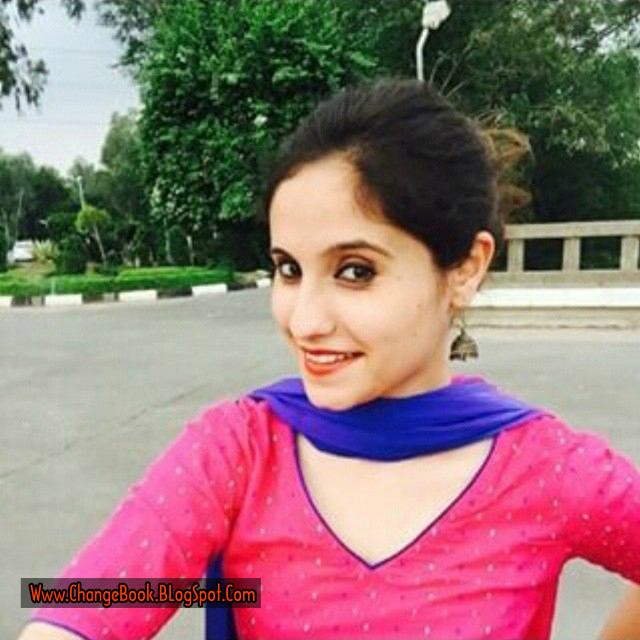 Punjabi Cute Sweet Beautiful  Lovely Girls Pictures -8072