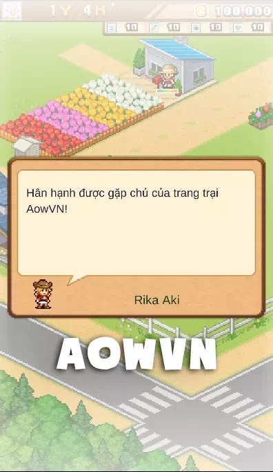 game 8 bit farm viet hoa android aowvn%2B%25282%2529 - [ HOT ] Game 8-Bit Farm Việt Hóa   Quản Lí Nông Trại cực mạnh