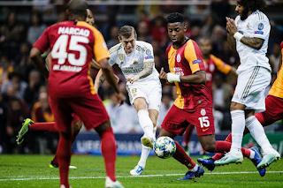 موعد مباراة ريال مدريد القادمة ضد جالاطا سراي والقنوات الناقلة اليوم الأربعاء 6 نوفمبر 2019 في دوري أبطال أوروبا