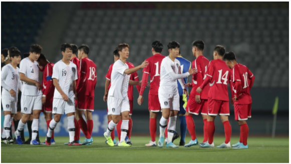 Triều Tiên bỏ ngang vòng loại Wold Cup 2022. Việt Nam có lợi gì? Trieu-tie-rut-khoi-woldupc2022