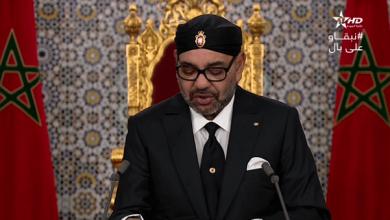 الملك محمد السادس: أزمة كورونا لازالت قائمة و نعتز بنجاح المغرب في معركة الحصول على اللقاح