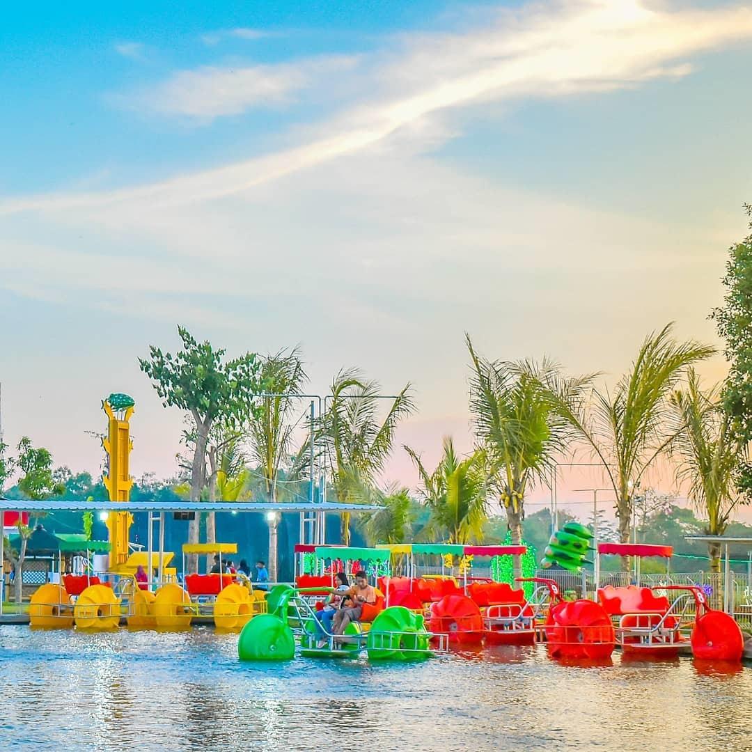 Blitar Park Garum