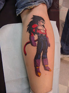 foto 5 de tattoos dragon ball