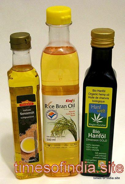 hair oil tips