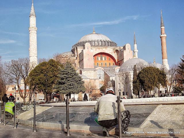 Dias 22 a 28 da viagem: Istambul, Turquia - Europa e Ásia tudo junto 1