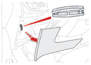 Fuse Box: 2016 Citroen C4 Picasso Fuse Panel Diagram